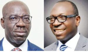 Edo 2020 poll: Obaseki, Ize-Iyamu Sign Peace Pact