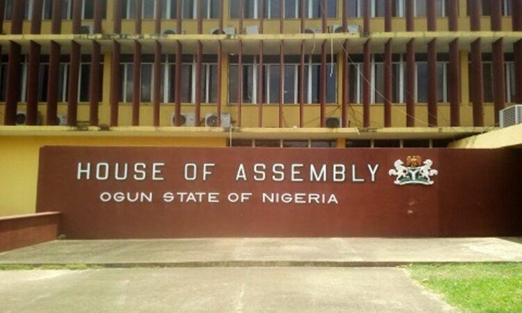Ogun Assembly passes N338.6bn 2021 Appropriation Bill