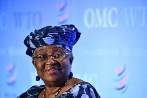 World Trade Organisation DG - France, Germany, 104 Other Countries Back Okonjo-Iweala