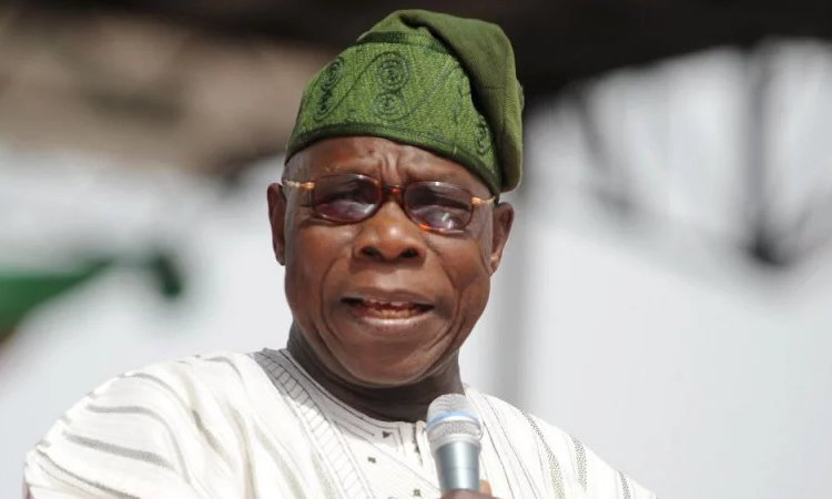 EndSARS: Obasanjo Reacts To Violence Against Protesters, Appeals For Calm