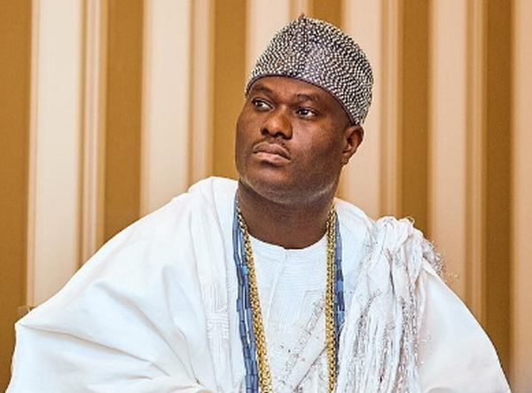 "Ooni forgives Sunday Igboho after he apologized for calling him a ""Fulani slave"""