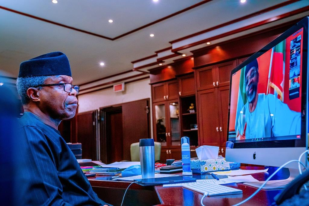 Osinbajo Calls For Judicial Reforms