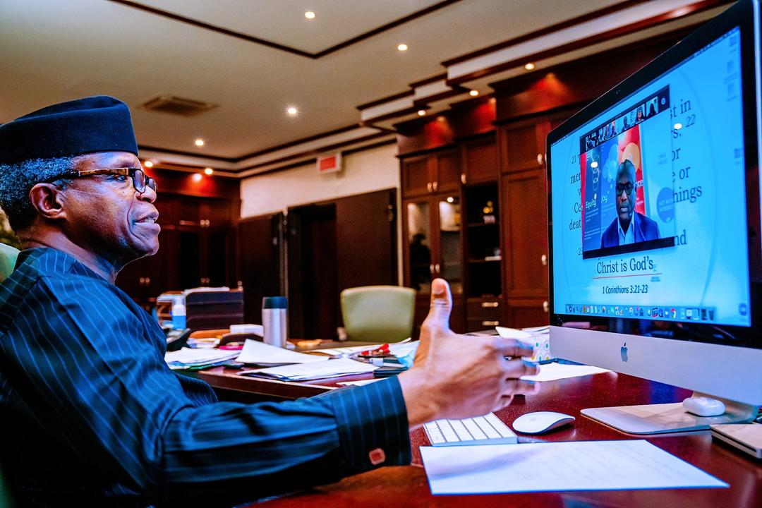 OSINBAJO WELCOMES PRIVATE SECTOR TO THE IMPLEMENTATION OF ECONOMIC SUSTAINABILITY PLAN