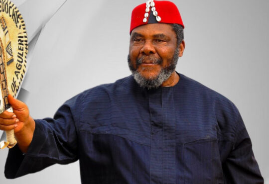 Check Out Top 20 Pete Edochie Proverbs to Crack You Up