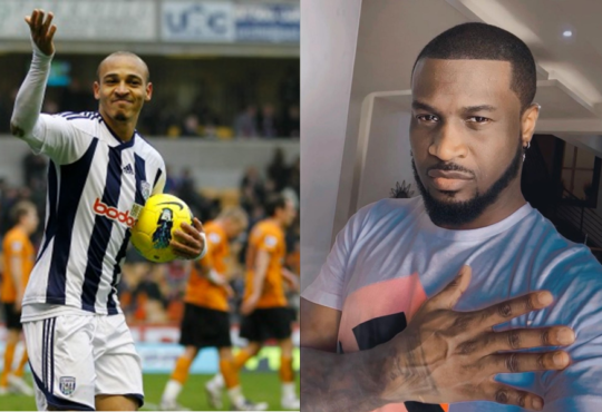 Peter okoye vs Peter Odemwingie