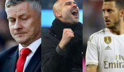 Top 5 prediction for the 2019/2020 Football Season.