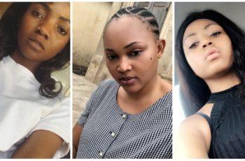 Nigerian celebrities without makeup