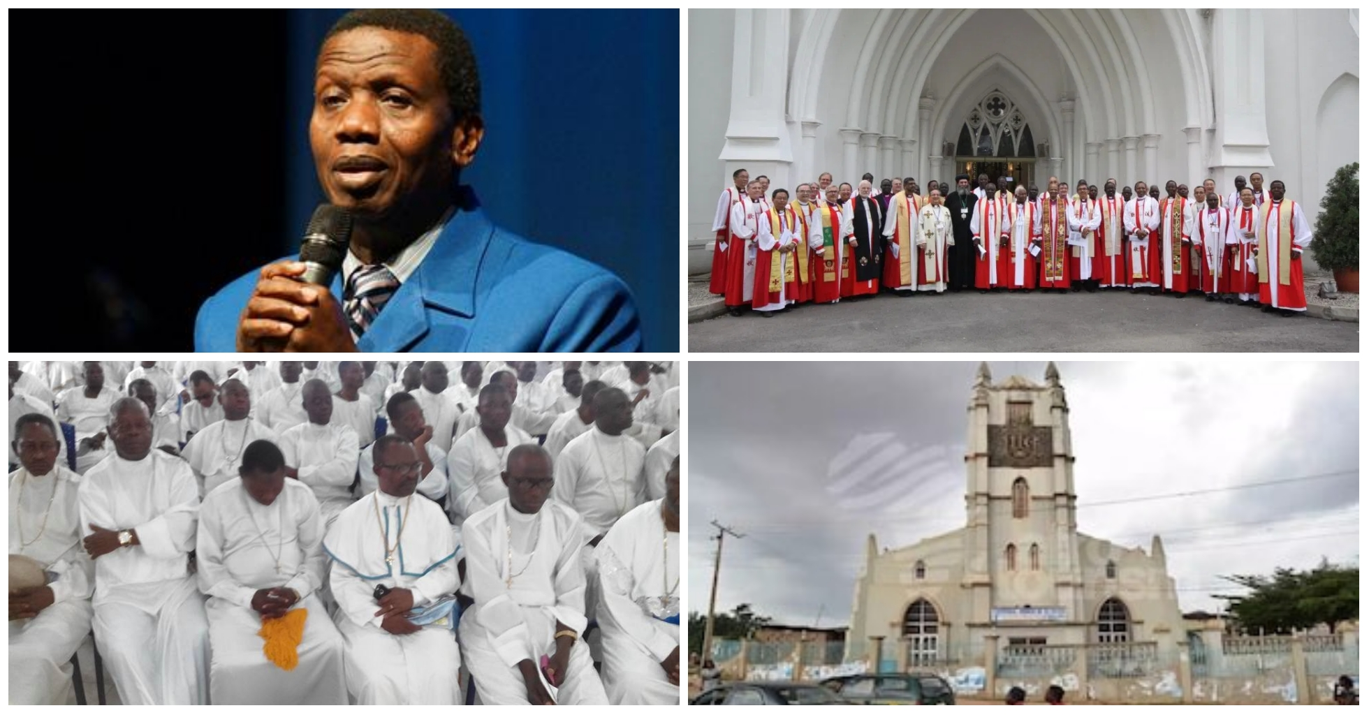 Oldest Churches in Nigeria