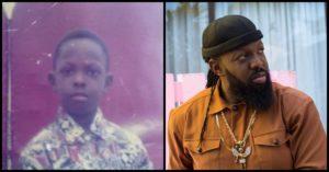 Childhood Photos of Nigerian Celebrities
