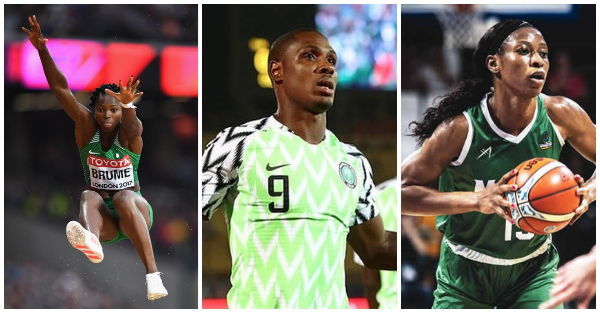 Nigeria sports awards 2019 winners