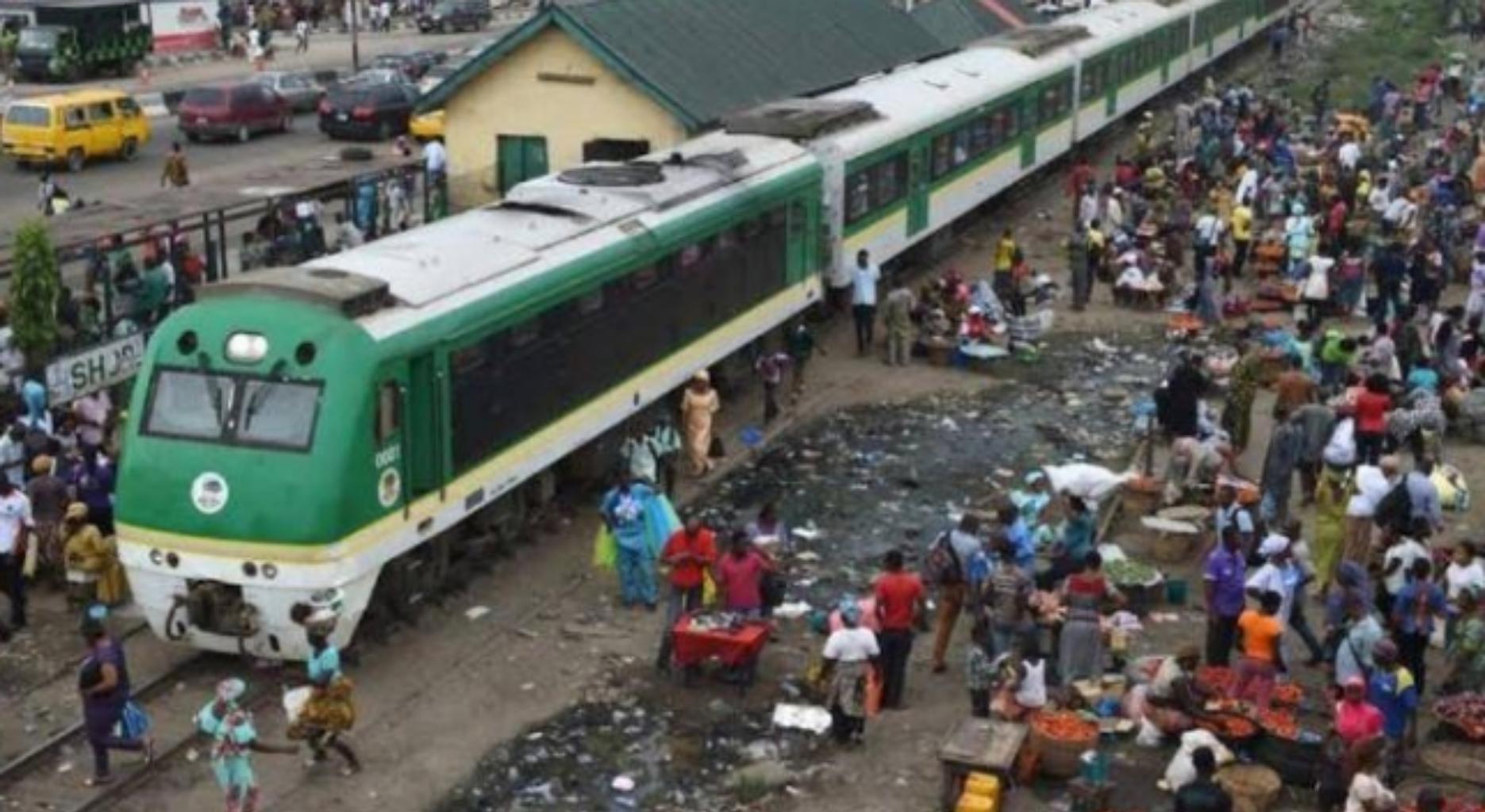 Lagos electric train