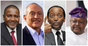 Top 10 African billionaires and their networth  2020