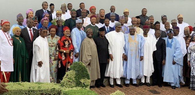 Buhari Cabinet 2019 - 2023