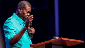 Pastor Adeboye: Naira Will Be Powerful Again