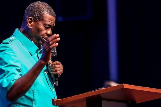 """May God have mercy and heal our land"" – Pastor Adeboye prays for Nigeria amid insecurity crisis Pastor Adeboye: Naira Will Be Powerful Again"