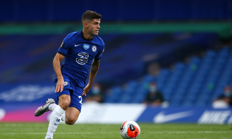 I can't control Chelsea's plans – Pulisic