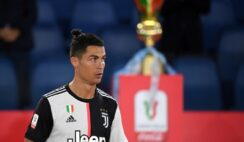 Coppa Supercoppa: Ronaldo Lost 2 Straight Cup Finals At Club Level For 1st Time