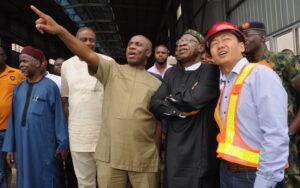 Amaechi On China Loan: China Can Seize Assets If Nigeria Defaults
