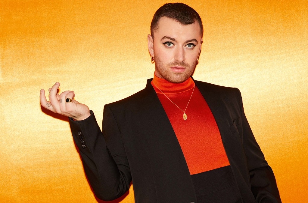 Sam Smith Announces New Collaboration With Burna Boy 'My Oasis'