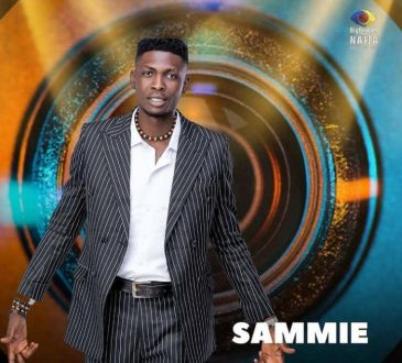 BBNaija Sammie: I was disvirgined by a prostitute at 17