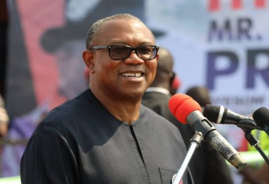 Scrap Office Of First Lady – Peter Obi