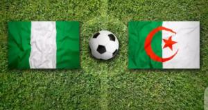 Nigeria vs Algeria Friendly