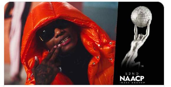 NAACP Image Award: Wizkid wins 'Outstanding Music Video/Visual Album'
