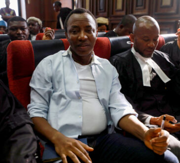 Omoyele Sowore, others granted bail (See bail conditions)