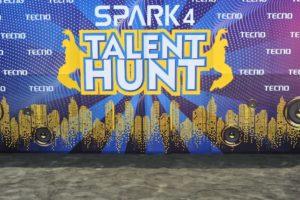 TECNO Picks Campus Reps in the Spark 4 Talent Hunt Grand Finale