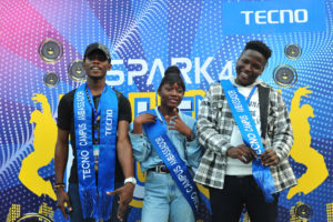 3 Students Emerged as Spark Campus Ambassadors in TECNO Spark Talent Hunt Grand Finale