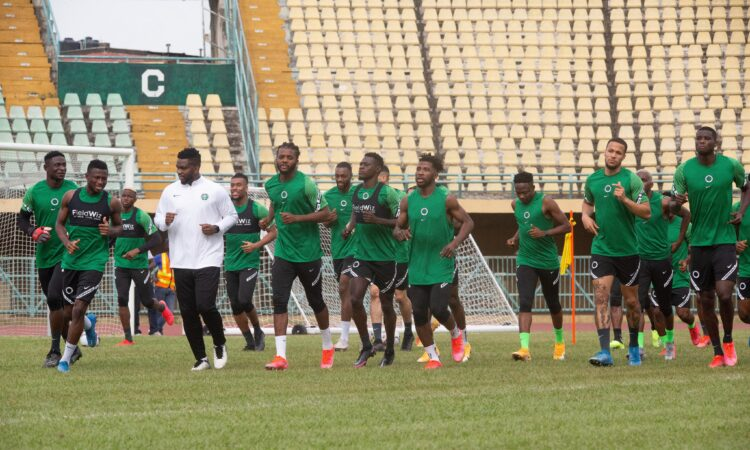 Benin vs Nigeria: Super Eagles to travel by boat for AFCON qualifier
