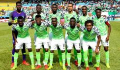Super Eagles Moves Up In Latest FIFA Rankings