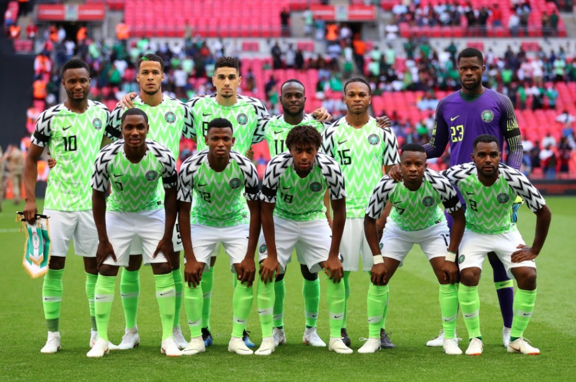 Full list of Super Eagles invitees for friendlies