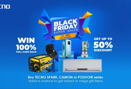 TECNO Black Friday Sales