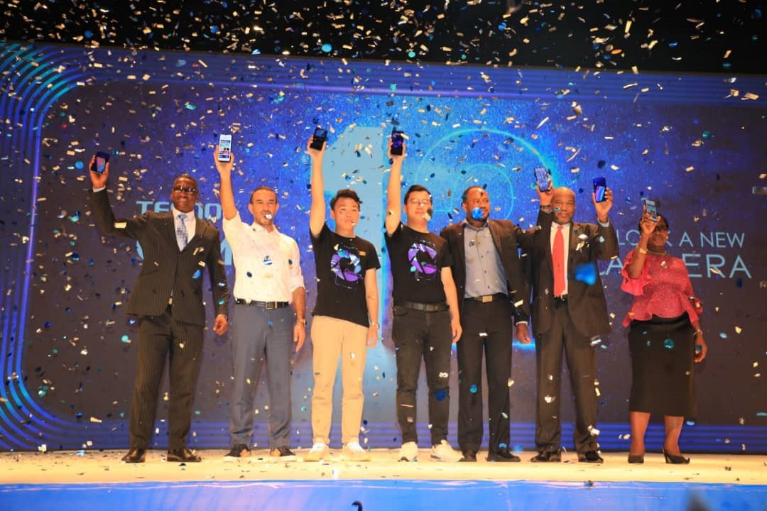 TECNO Camon 12 Launch Event