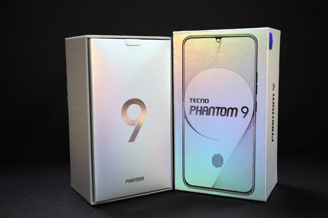 TECNO Phanton 9 Unboxing [Video and Pictures]