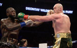 Deontay Wilder vs Tyson Fury Nigerian Time
