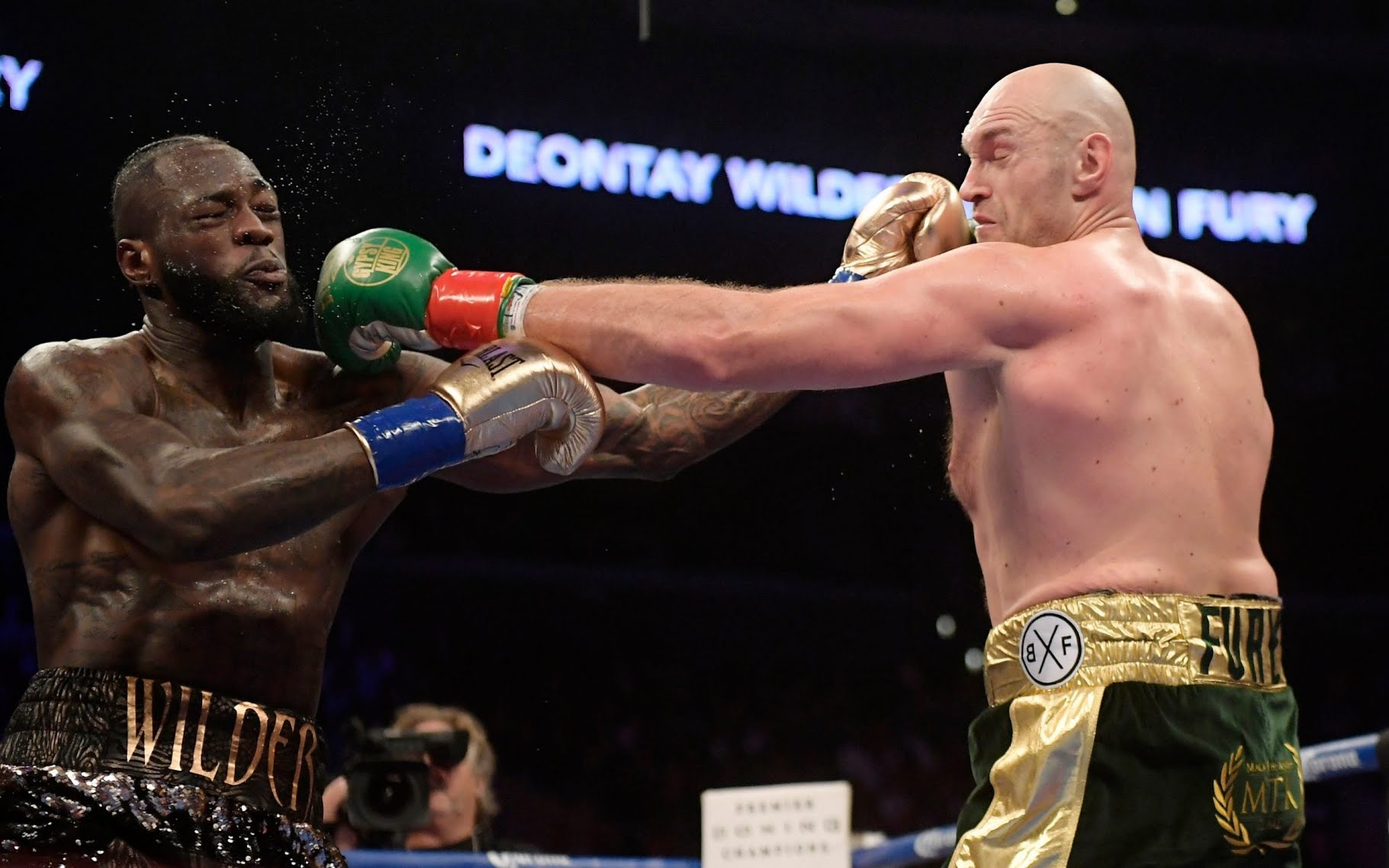 Deontay Wilder vs Tyson Fury 2- Nigerian Time