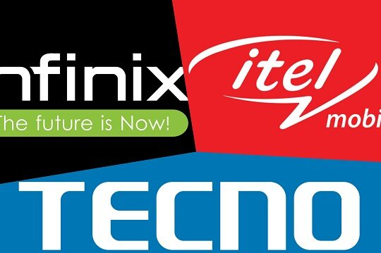 Demand for Transsion TECNO, itel and Infinix Phones in Africa Soars