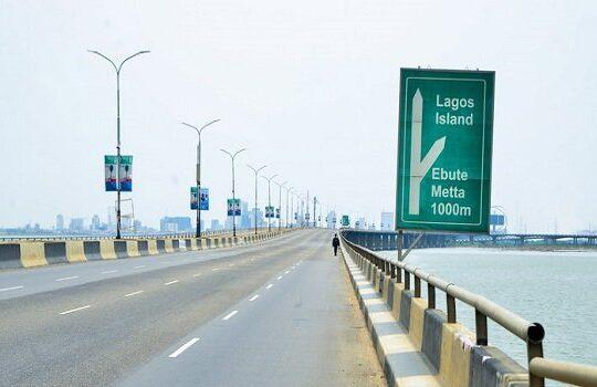 FG to close Third Mainland Bridge, Lagos-Ibadan Expressway