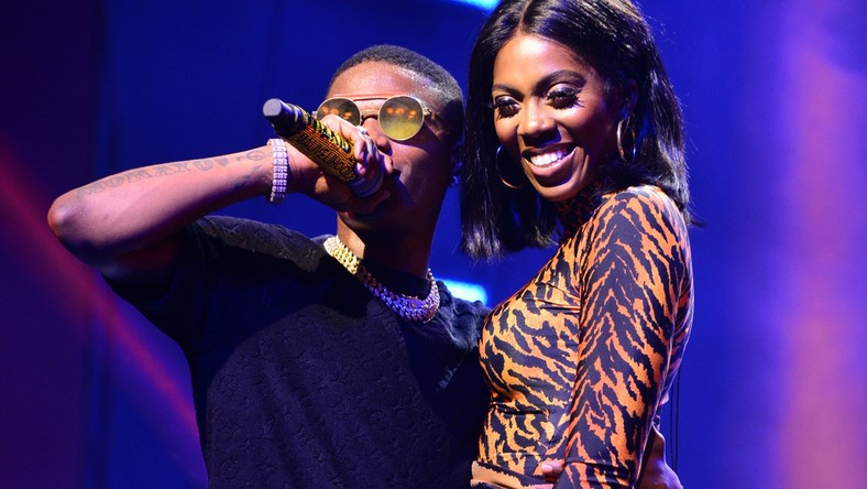 Tiwa Savage Wizkid Relationship - Nigerian music sensation Tiwa Savage has now revealed that she is single although she and Wizkid are 'friends with benefit'.