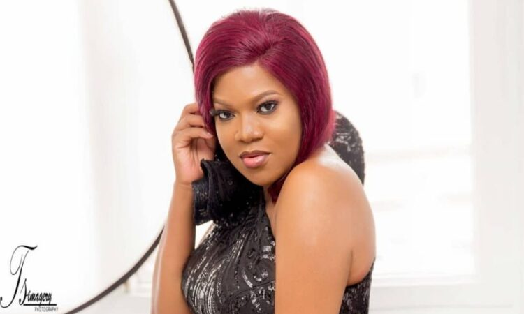 """Stop attributing every woman's success to men"" – Toyin Abraham to Ruggedman"