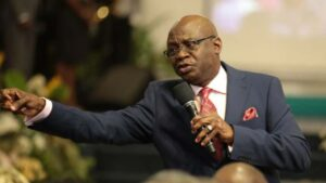"""""""Write It Down, As long As The Lord Lives, I Will Be President Of Nigeria"""" – Pastor Tunde Bakare"""