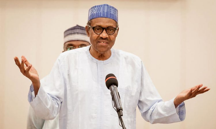 Biafra: Twitter deletes Buhari Tweet - Check out why