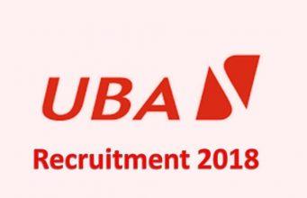 Vacancy for Fresh Graduates Ongoing At UBA