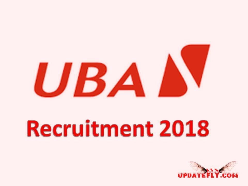 Vacancy for Fresh Graduates Ongoing At UBA
