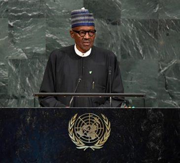 Boko Haram still active in Nigeria, Buhari tells world leaders at UNGA