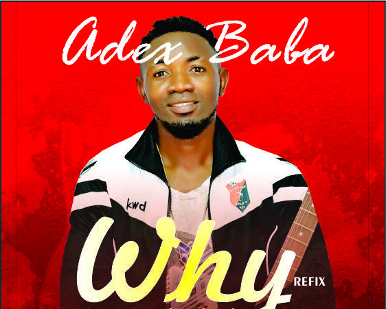 New Music Alert - Download 'Why' by Adex