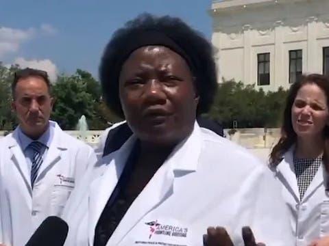 Dr Stella Emmanuel