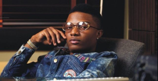 Wizkid hold grudge against lady who asked him to grow up